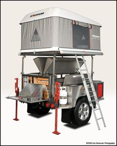 CAMPA USA | All Terrain Trailers