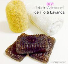 DIY: Como hacer un Jabón Artesanal de Tilo y Lavanda