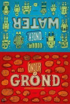 Onder de grond/Onder water