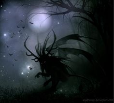 Darkling by wyldraven