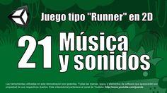 21 - Música y Sonidos - Tutorial Unity 2D en español