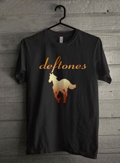 Deftones White Pony Elite Metal Rock Band Logo