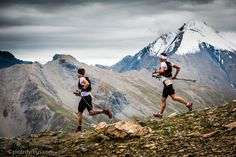 Gore-tex Transalpine Run 2013.