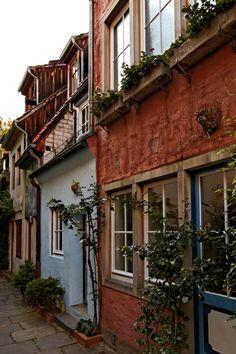 Schnoor (Old Town), Bremen, Germany