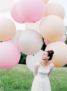 Hochzeitsfeier Ideen in Farbe - Hochzeiten in Rosa wirken traditionell und romantisch. Diese Nuance symbolisiert wie keine andere Liebe und Harmonie...
