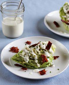 Recipe: Creamy Blue Cheese Dressing