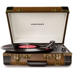 Turntable Portable  Record Player Stereo Speaker Retro Music USB  | Consumer Electronics, TV, Video & Home Audio, Home Audio Stereos, Components | eBay!