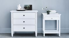 Bedside Tables & Cabinets, Dressing Tables   Neptune