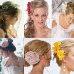 Un look que cada día gana más fuerza es aquel que se enfoca en lo natural y bohemio. Las flores en el cabello es un elemento que recuerdan una gitana o bailadora de flamenco. Pero también el estilo hippie que creía en la paz y el amor sobre todas las cosas.