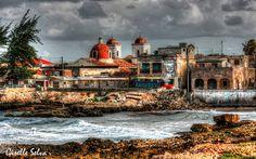 """ Gibara "" Cuba by Giselle Selva, via Flickr"