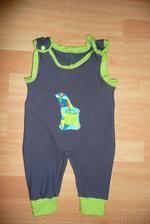 Handmade children clothing - Handmade dětské oblečení #handmade #children #clothing #babygrow #modrykonik