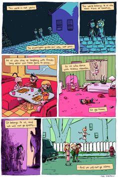 One of my favorite Zac Gorman pieces. magicalgametime.com