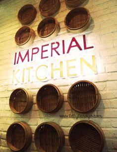 tetty tanoyo's: [Weekend Review] Imperial Kitchen Cibinong City Ma...