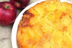Recette de gâteau renversé aux pommes caramélisées au Thermomix TM31 ou TM5. Préparez ce dessert en mode étape par étape comme sur votre Thermomix !