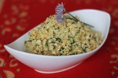 spravte si ho z karfiolu Podobné články Coleslaw, Macaroni And Cheese, Oatmeal, Grains, Rice, Breakfast, Ethnic Recipes, Food, The Oatmeal