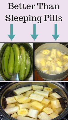 Banana Cinnamon Tea Recipe For Deep Sleep (Works Better Than Sleeping Pills!)