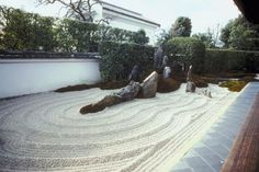 A zen garden can add value to real estate, but it really depends on a range of factors, from the style of home to the size and location of the garden. Professional landscaping can add value to your real estate, but a feature that doesn't have wide appeal may actually be a detriment. Before you spend money putting in a zen garden, assess exactly what it is and how it can impact curb appeal in potential buyers.