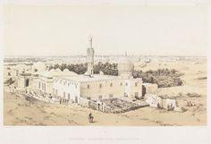 Mosque Nabdmiane, Alexandrie | Joseph-Philibert Girault de Prangey | V&A Search the Collections