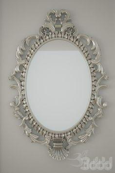 3DDD Model - Mirror antique