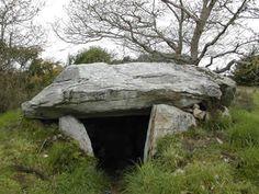 Dolmen de Kerlutu - Belz. Bretagne
