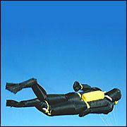 Albert Ross: Scuba Diver Kite