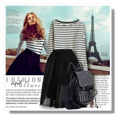 """I Love Paris In the Fall - III"" by breathing-style ❤ liked on Polyvore featuring Joules, Topshop and Zimmermann"