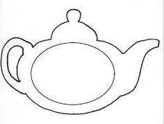 Printable Teacup Templ...