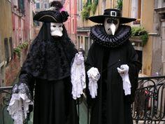 Venezia carnevale  ,le maschere