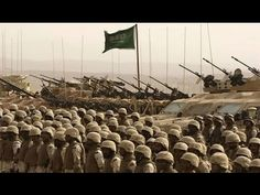 World War 3 Could Start This Month 350,000 Soldiers In Saudi Arabia Stan...
