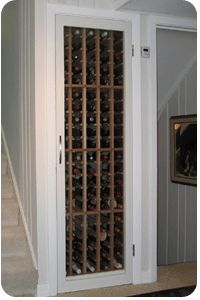 Closet Wine Cellars-- this link might be useful for building ours babe :)