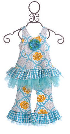 Giggle Moon Little Girls Swing Set Sevilla Blue $58.00