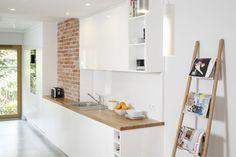 drewniane blaty w kuchni - Szukaj w Google