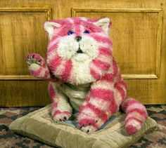 anniversary of classic television character London, 12 February Much-loved iconic cat Bagpuss is celebrating his birthday on 12 Februar. Great Memories, Childhood Memories, 1980s Childhood, Childhood Characters, Happy 40th Birthday, Retro Images, Vintage Tv, Vintage Stuff, Trapillo