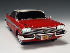 1958 Plymouth Fury (Christine)