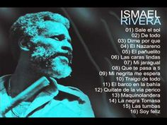 ISMAEL RIVERA - GRANDES EXITOS Salsa Musica, My Music, Affair, Youtube, Singer, Mp3 Player, The Voice, Faces, Youtubers