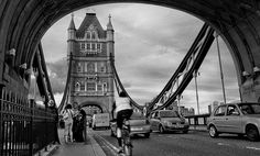 Driving in London Bridge #ElizabethPadillaPhotography