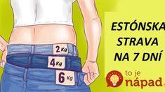 Estónska strava valcuje internet: 7 dní a máte vytúžené tvary na celý rok – ostatné diéty sa na ňu nechytajú! Bento, Fibres, Tabata, Cholesterol, Superfoods, Fitness Inspiration, Lose Weight, Health Fitness, Hair Beauty