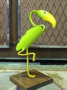 PVC Green Bird