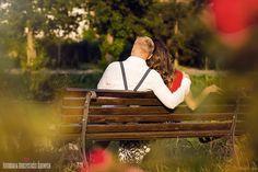 Sesja narzeczeńska - plener ślubny - zdjęcia ślubne wrocław
