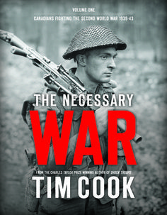 The Necessary War by Tim Cook