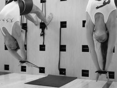 iyengar yoga rope wall backbends