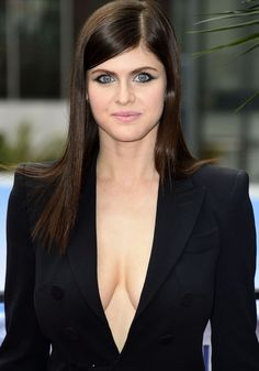 Alexandra Daddario at the European premiere of Baywatch at Sony Center in Berlin, Germany on May 30, 2017