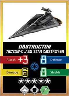 Star Wars PocketModel TCG— The Force Unleashed Custom Printable Expansion