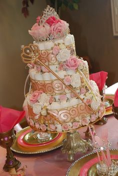 "Photo 8 of 16: Little Prince and Princess babyshower / Baby Shower/Sip & See ""Little Prince and Princess"" 