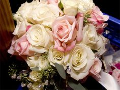this bouquet features Anna roses, Vendella roses, Sophies roses