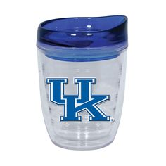 University of Kentucky TNT Media Group Slimline Tumbler with Color Lid