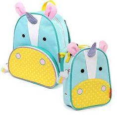 skip hop zoo backpack unicorn - Google Search