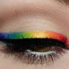 Sweet eyeliner idea