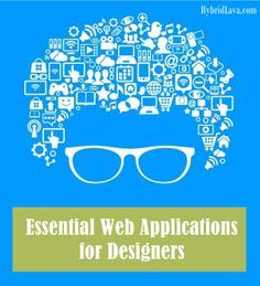 Top 20 Essential #Web #Applications for #Designers