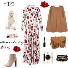 Aminah´s Hijab Diary #hijab #hijabfashion #modest #fashion #style #look #outfit #ootd #germany #muslimah #inspo
